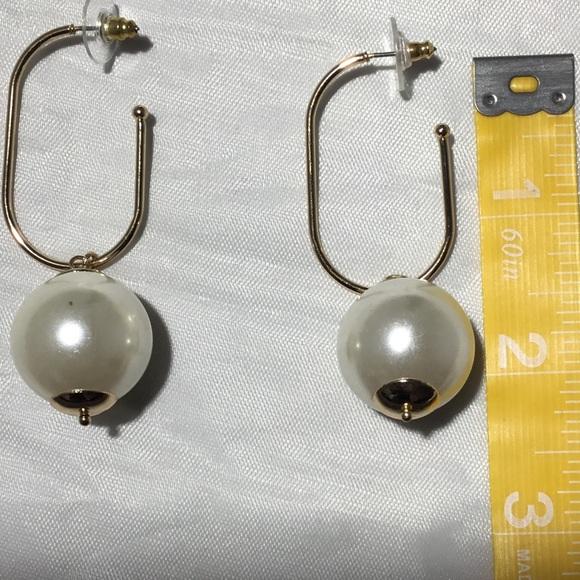 b7ad8451f50ea BaubleBar Shelby Imitation Pearl Drop Earrings